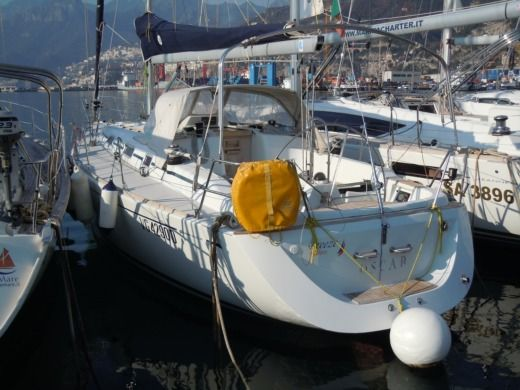 Grand Soleil 40 in Tropea VV for hire