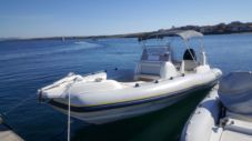 Gommone Marlin 28 Fb 350 Cv Stintino da noleggiare
