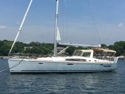 Rental Sailboat Beneteau Oceanis Manchester-by-the-Sea