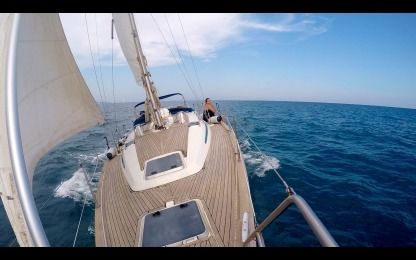 Charter Sailboat Bavaria 42 Cruiser Barcelona
