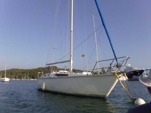 Sailboat Cnso Shogun for hire