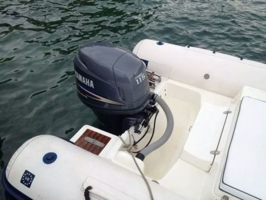 RIB Joker Boat Coaster 650 peer-to-peer