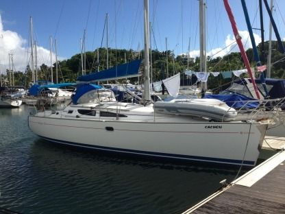 Rental Sailboat Jeanneau Sun Odyssey35 Le Gosier