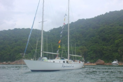 Rental Sailboat Fischer Doble Proa Ubatuba