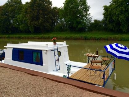 Rental Houseboat Airess Bayou Cuffy