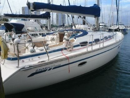 Charter Sailboat Bavaria 46 Fezzano