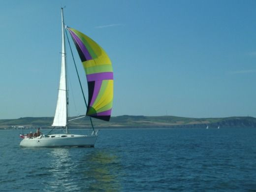 Sailboat Beneteau First 38S5