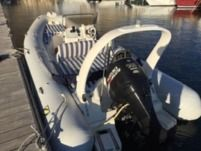 RIB Zodiac Medline Ii for hire