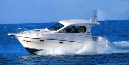 Charter Motorboat Intermare 30 Andora