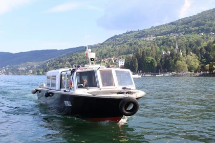 Rental Motorboat Batello 12 Baveno