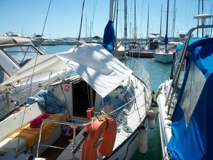 Charter Sailboat Dufour 2800 St-Laurent-du-Var