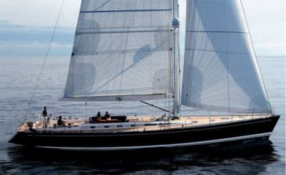 Rental Sailing yacht Swan 75 Scarlino