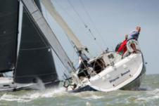 Beneteau First 40.7 in Portsmouth for hire