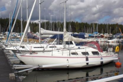 Location Voilier Arabescue 32 Long Range Vaxholm