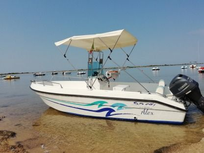 Rental Motorboat Speedy 540 Porto Cesareo