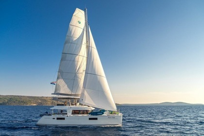 Rental Catamaran LAGOON 560 S2 Split