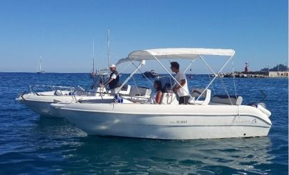 Rental Motorboat Allegra All 5.30 Santa Margherita Ligure