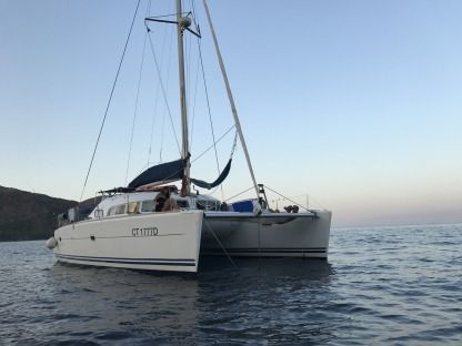 Location Catamaran Lagoon 410 Palerme