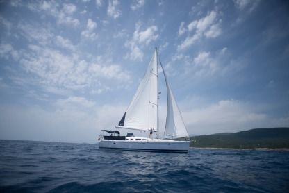 Charter Sailboat Hunter Hunter 50 Bar