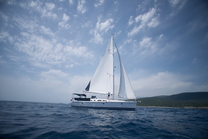 Hire Sailboat HUNTER MARINE Hunter 50 Bar