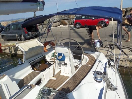 BENETEAU BAVARIA 36 in Hyères for hire
