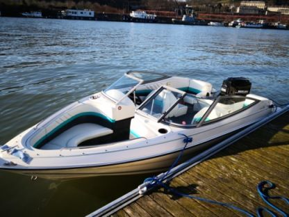 Rental Motorboat Jeanneau Corail 170 Open Paris