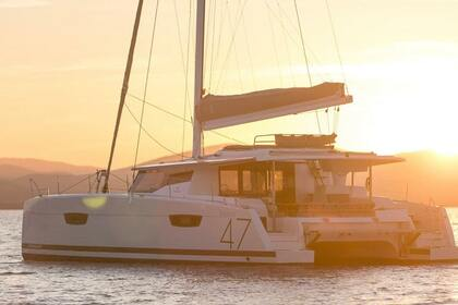 Aluguel Catamarã Fountaine Pajot Saona 47 Marmaris
