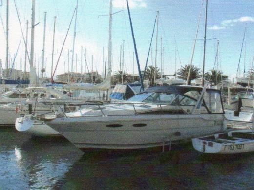 Motorboat Sea Ray Sundancer 300 for hire