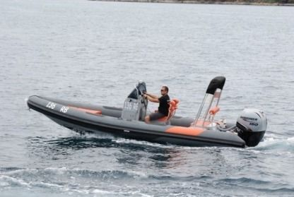 Location Semi-rigide Hydrosport Rib 646 Rab