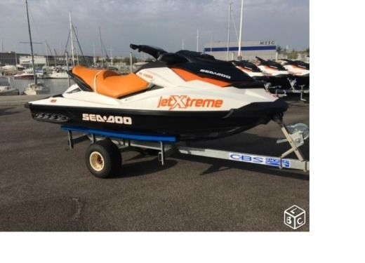 Moto d'acqua SEA DOO 2015 GTI 130 tra privati
