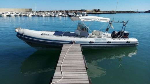 Joker Boat 650 in Stintino for hire