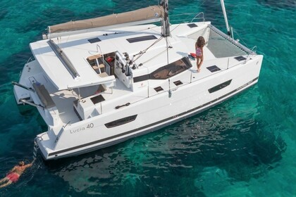 Location Catamaran FOUNTAINE PAJOT LUCIA 40 Palma de Majorque