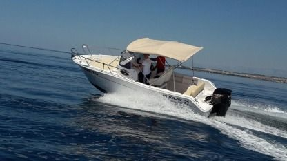 Rental Motorboat Focus Boats Focus21 Zadar