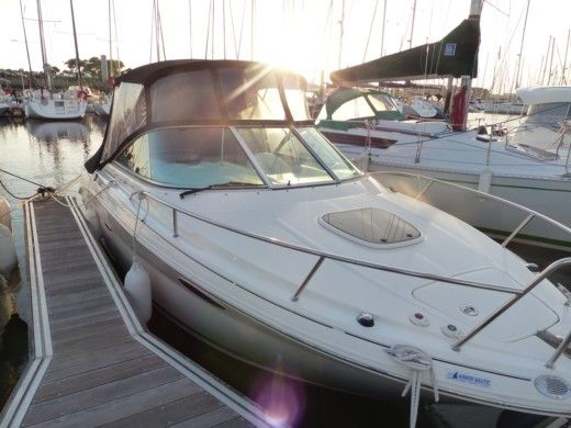 SEA RAY 235 a Larmor-Plage da noleggiare