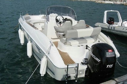 Hire Motorboat QUICKSILVER 600 Torrevieja