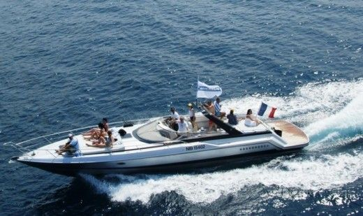 Sunseeker Tenderhawk in Cannes for hire
