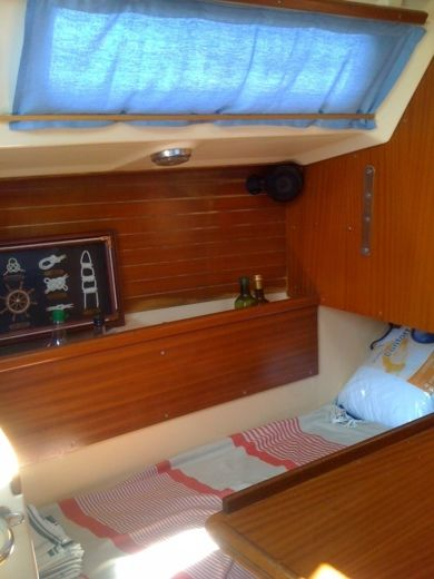 Dufour 28 in Porto-Vecchio for hire