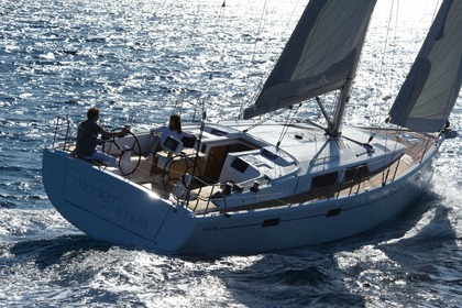 Rental Sailboat HANSE 415 Laurium