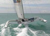 Location Catamaran Velscaf Trimaran 40 Loctudy