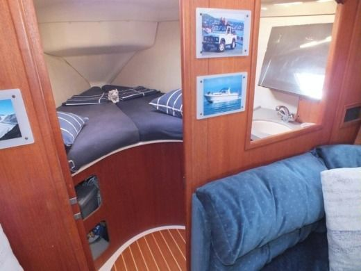 HUNTER 380 a Bandol tra privati