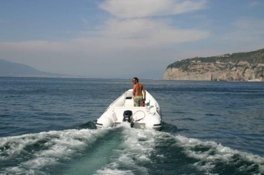 Italboat Selva 540 a Sorrento