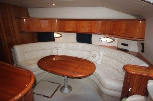 Motorboat SUNSEEKER CAMARGUE 44 for hire