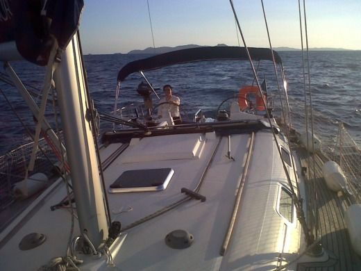 DUFOUR 385 Grand Large in Bandol for hire