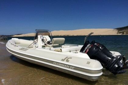 Location Semi-rigide Joker Boat Clubman 24 Grand Piquey