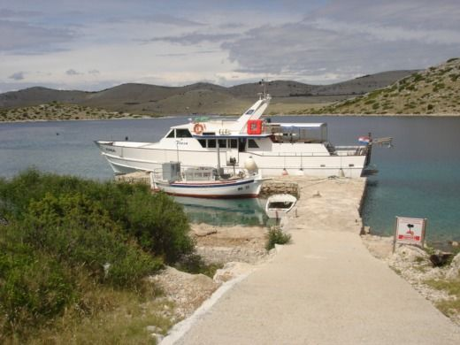 Motorboat Punat Krk Motor Yacht for hire