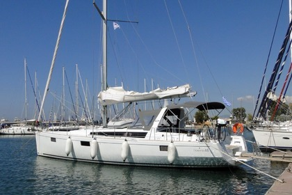 Rental Sailboat BENETEAU Oceanis 48 with watermaker & A/C - PLUS Phuket