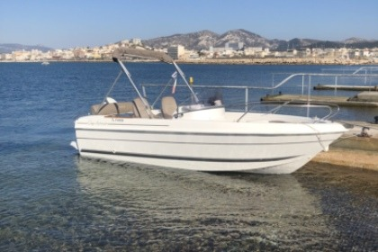 Rental Motorboat B2 Marine Cap Ferret 522 Open Marseille