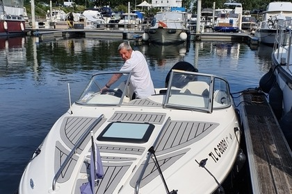 Rental Motorboat Bayliner 552 Biesheim