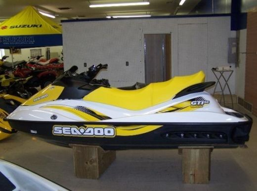 Seadoo Gti 130 Se in Cassis for hire