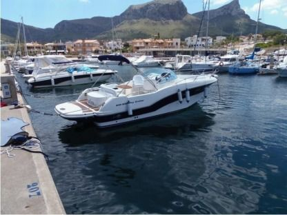 Rental Motorboat Rio 850 Day Cruiser Palavas-les-Flots